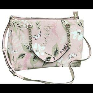 Kate Spade meena briar lane botanical bag